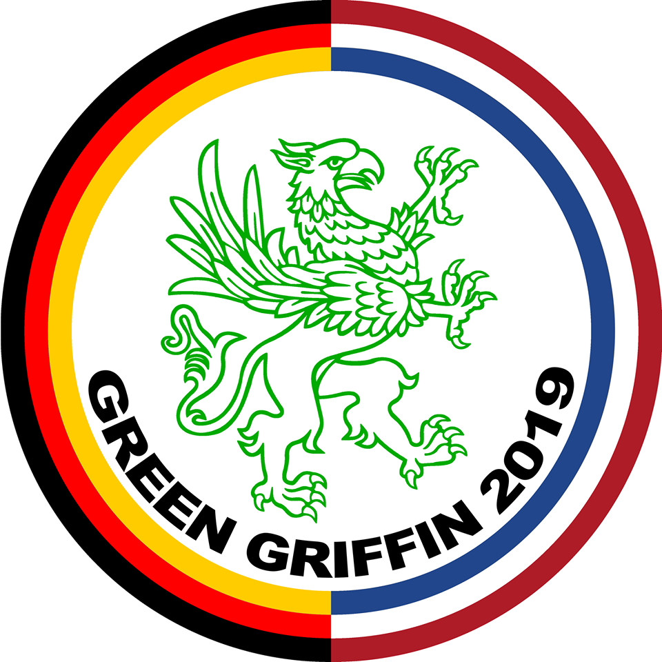 green griffin